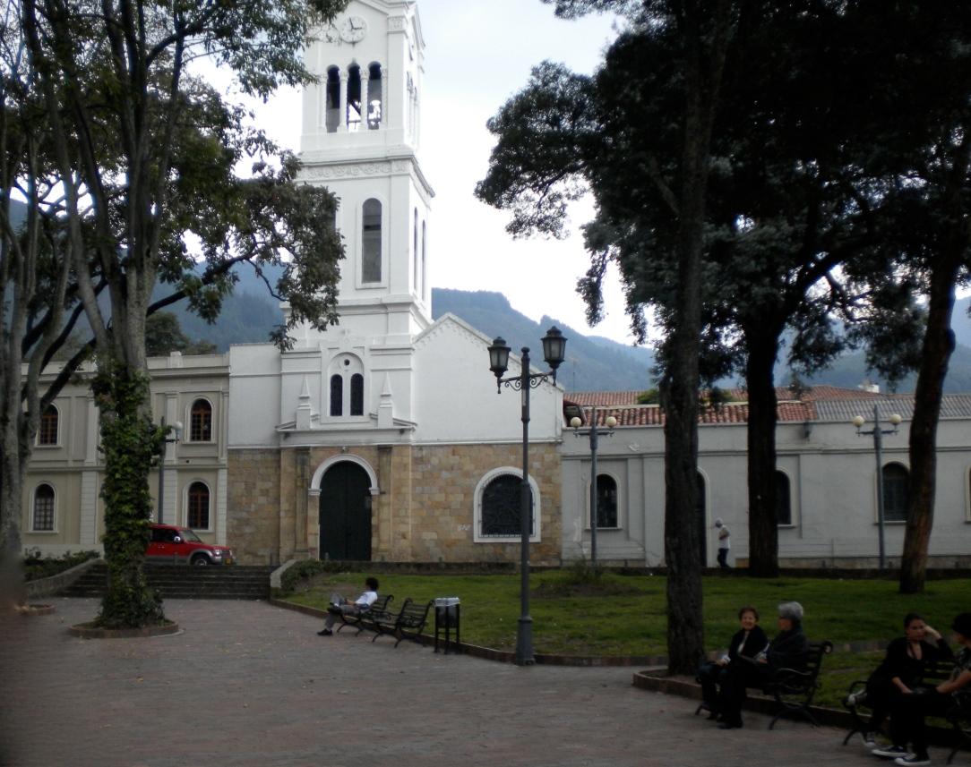 Iglesia de Santa Bárbara de Usaquén